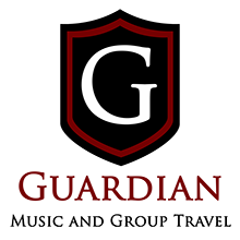 Guardian Music and Group Travel - opens in new window